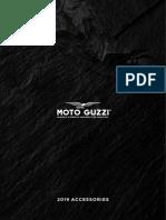 catalogo accessori Moto Guzzi