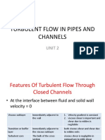U-2-Turbulent flow in pipes and channels.pdf