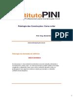 Patologias - Parte 1
