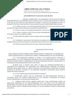 INSTRUÇÃO NORMATIVA Nº 14, DE 15 DE JULHO DE 2016 - Imprensa Nacional