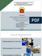Mantenimientos Semana 4.pptx