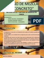 TECNOLOGIA DEL CONCRETO DIAPOS 2019-1