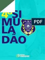 SIMULADÃO ABERTO 12 GUARDA CABO DE SANTO AGOSTINHO