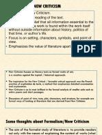 6- FORMALISM, STRUCTURALISM, ARCHETYPAL