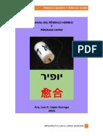 Manual Del Péndulo Radiónico Hebreo y Chino