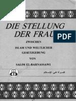 Die Stellung der Frau _ Salim el-Bahnassawi