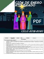 00 Enero - 4to Grado  2020