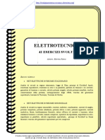 022-Esercizi svolti elettrotecnica elettromagnetismo