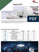 Minew IoT Development Kit Aug.2019