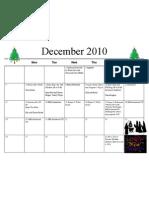 Shortcut (2) to December Calendar