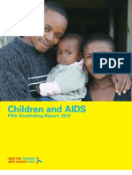 Children and Aids Fifth Stocktaking Report 2010