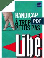 Liberation-Handicap a Trop Petits Pas