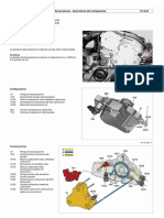 Circuito_tubazioni_carburante Mecedes Classe c220 Cdi