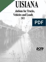 Louisiana regulations for trucks.pdf