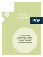 Introduction To Archetypes - Carol S. Pearson(Book)