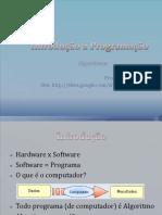 Algoritmos - Introducao
