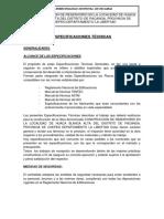 ESP. TECNICA