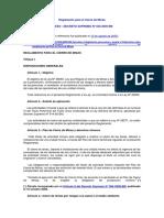 DS 033 2005 EM Reglamento para el Cierre de Minas
