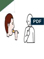 pictograma yo como