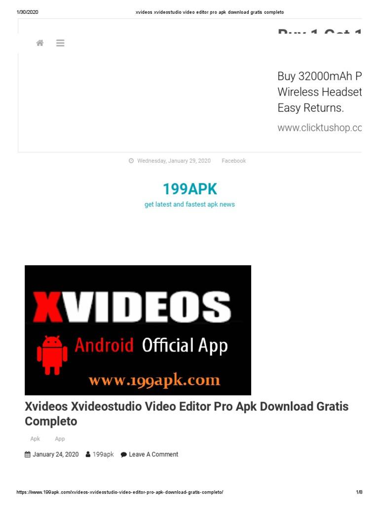 Xvideostudio.video editor apk2019 download free