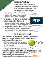 electric field, flux & Gauss's Law.pptx
