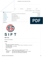 teamdfir_sift-cli_ CLI tool to manage a SIFT Install