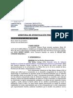 372- 2019  Apertura Investigacion Preliminar FALTA CERTIFICADOS