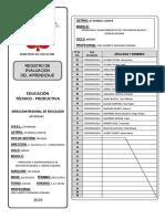 Registro De Evaluación 2019 - MODULO VI.docx