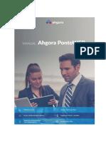Manual de Configuracao e Uso Pontoweb