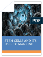 stem cells and its use to mankind (AutoRecovered).docx