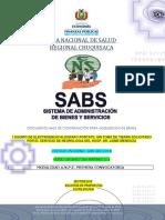 licitaciones formato e implementacion