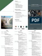 2019- Congreso Palabra de mujer - Programa
