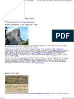 Interesse arqueológico sobre a Pedra da Gávea - Wikiwand