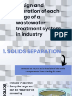 Wastewater Treatment, UPPN