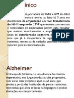 Conhecendo o Alzheimer
