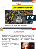 Tema 2 Sistemas de manufactura