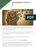 Vieses Cognitivos e Heurísticas_ Entenda como funciona nosso cérebro