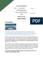63a09Final Placement- Frost  & Sullivan