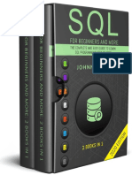 SQL for Beginners and More