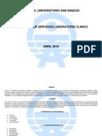 PORTAFOLIO DE SERVICIOS LABORATORIO CLINICO HUSI 2018.pdf