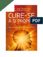 Baixar Cure-se a Si Próprio Livro Grátis (PDF ePub Mp3) - Dr. Joe Dispenza