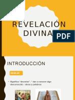 revelacion divina