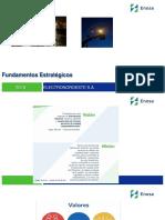 Presentación Fundamentos Estrategicos para proveedores