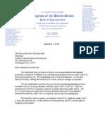 Barton - Stearns 120110 Letter to FCC Net Neutrality