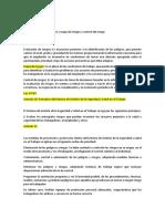 BASE LEGAL DE UN MAPA DE RIESGO