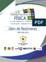Libro de Resúmenes XXVIII Congreso Nacional de Física.pdf