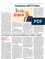 Cisco targets businesses with TV show - TBW April 20 - Technology
