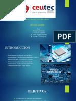 Presentación1. electronica de potencia