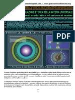 teoría de la modulación etérea de la materia universal