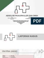 Abses Retroaurikular